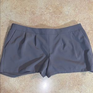 💕 Grey Shorts NWOT